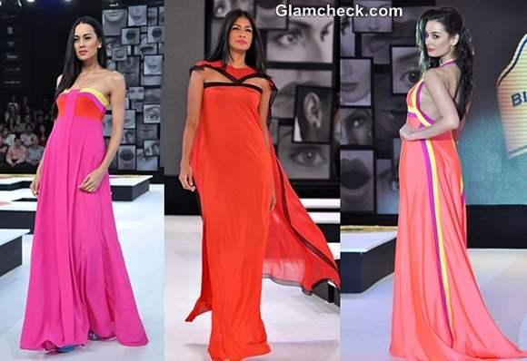 Blenders Pride Fashion Tour 2012 mumbai Wendell Rodricks collection