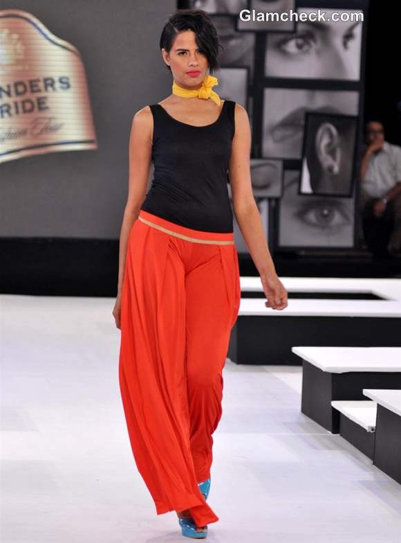 Blenders Pride Fashion Tour 2012 mumbai Wendell Rodricks