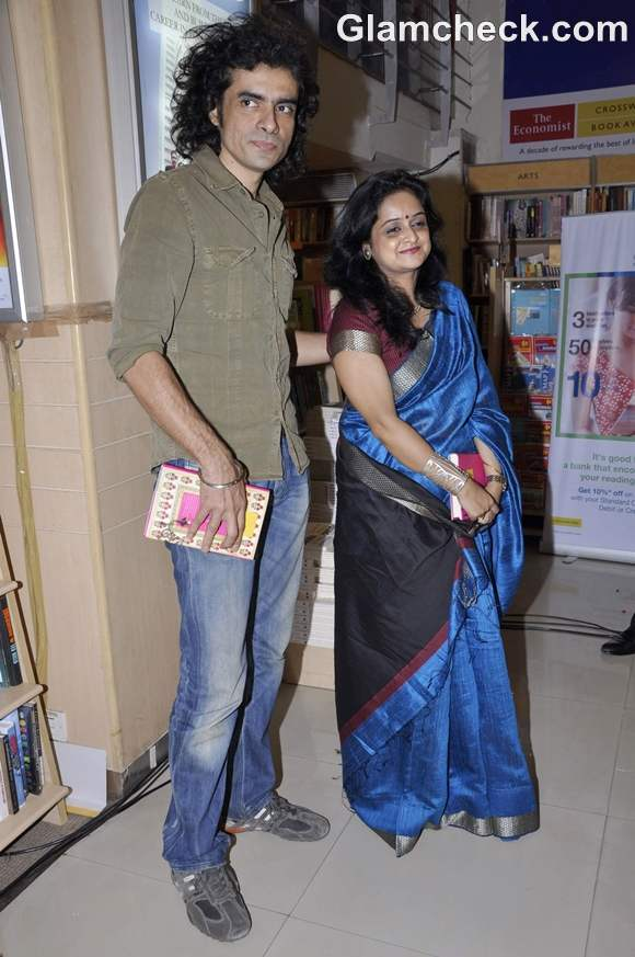 Chandrima Pal with Director Imtiaz Ali  novel A Song for I