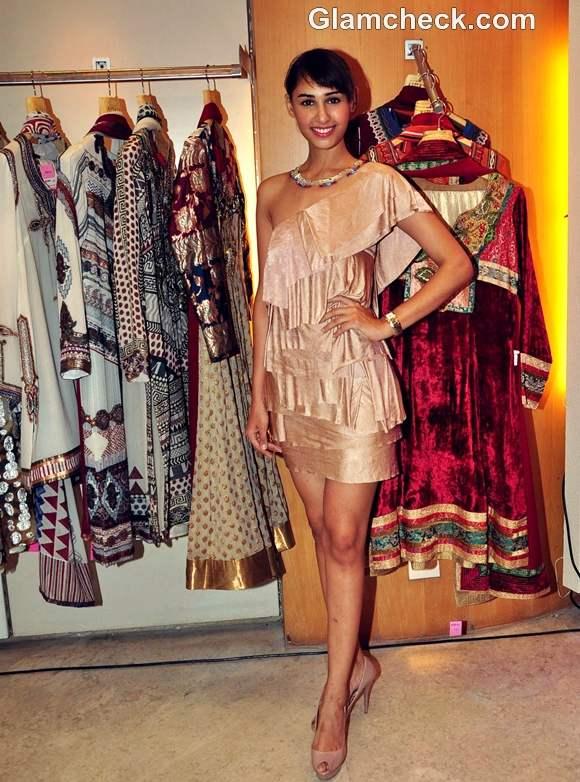 Hasleen Kaur Kimaya Store Launch Ritu Beri Festive Collection