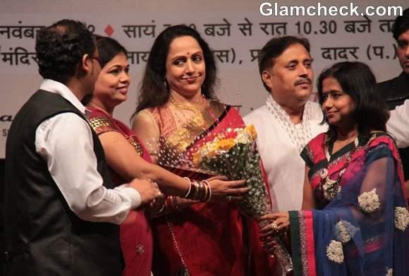 Hema Malini Chief Guest at Ravindra Jain Sangeet Samman Award