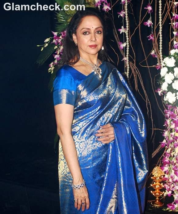 Hema Malini Inaugurates 3rd Annual Jaya Smriti