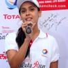 Hrishita Bhat Total Quartz Safety Run