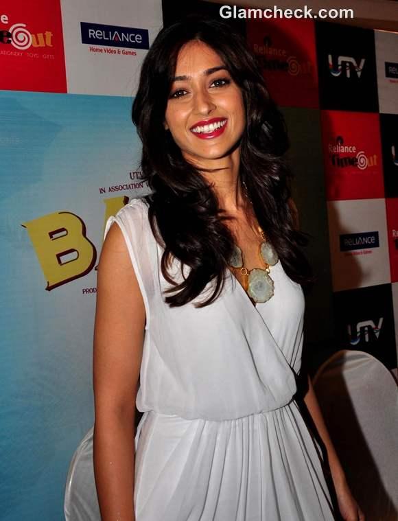 Ileana DCruz at Home Video Launch of Barfi