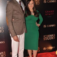 Imran Khan with Avantika Malik Special Screening Strangers of the Night