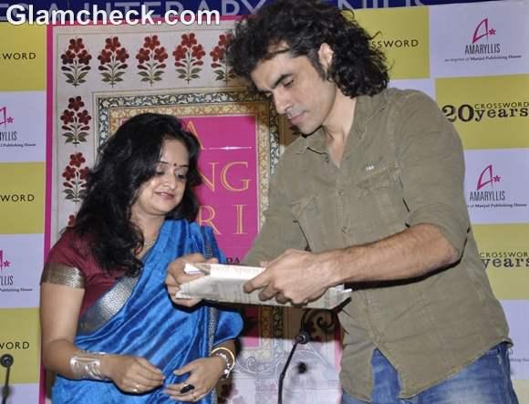 Imtiaz Ali Promotes New Novel Chandrima Pal