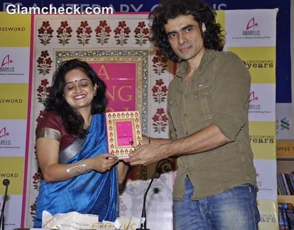 Imtiaz Ali Promotes New Novel by Chandrima Pal