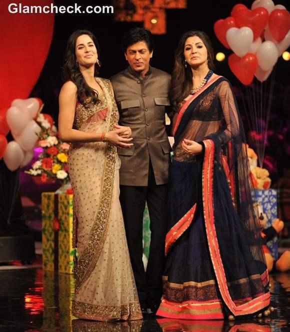 Jab Tak Hain Jaan stars on Indias Got Talent