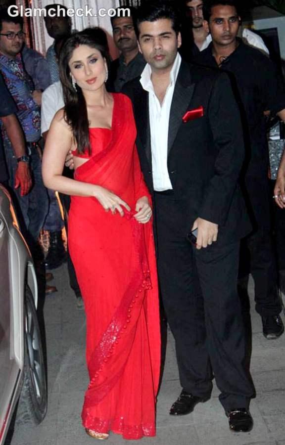 Kareena Kapoor Rohit Shetty sister wedding reception