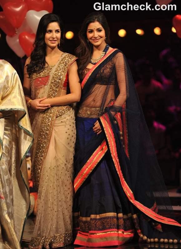 Katrina Kaif Anushka Sharma Indias Got Talent