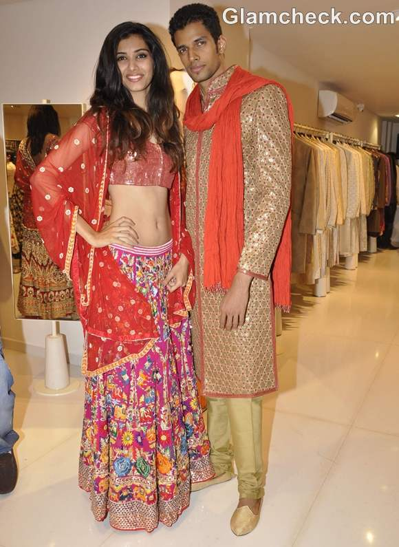 Krishna Mehta Collection Preview-3