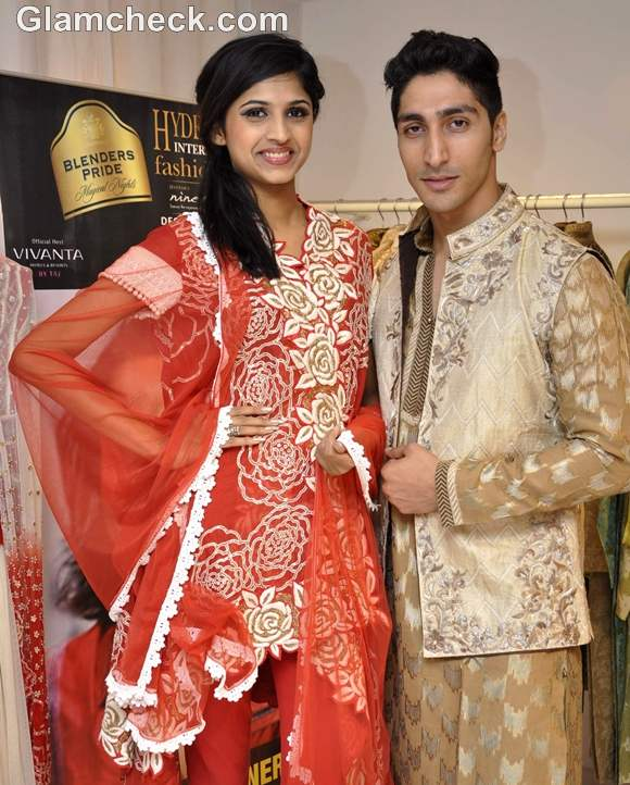 Krishna Mehta Collection Preview-4