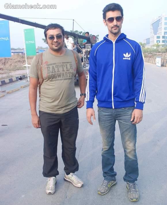 Kunal Kapoor Anurag Kashyap Max Bupa Walk for Health in Mumbai