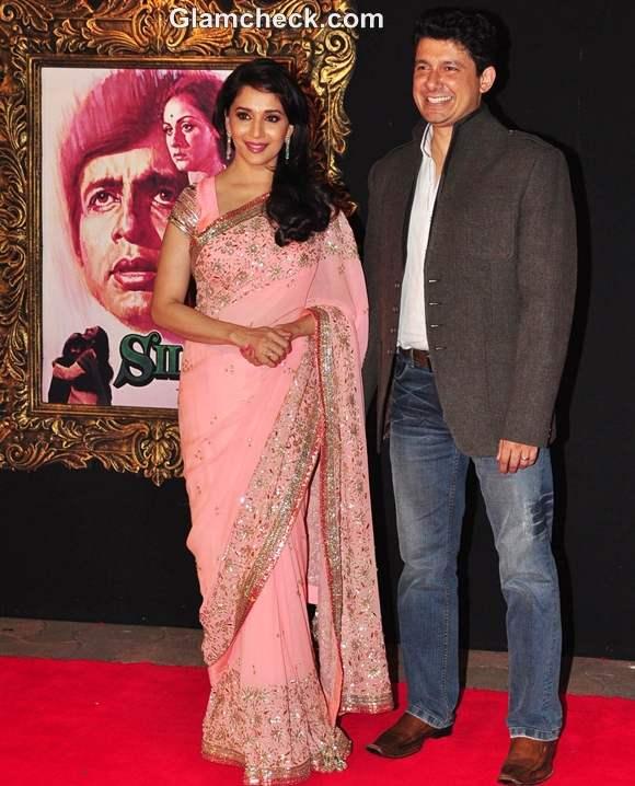 Madhuri Dixit JTHJ premiere in Mumbai