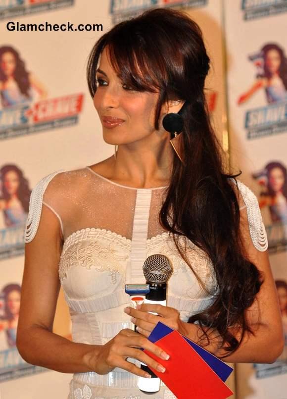 Malaika Arora Khan promotes Gillette Shave or Crave Event