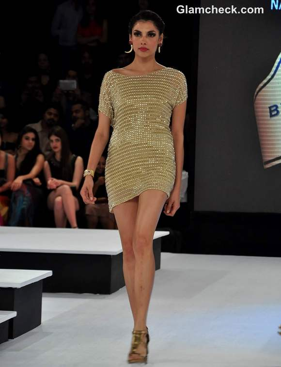 Nandita Mahtani Blenders Pride Fashion Tour 2012 Mumbai