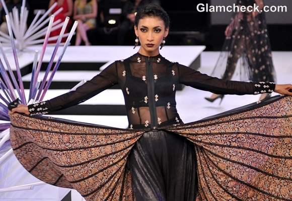 Neeta Lulla Blenders Pride Fashion Tour 2012 Mumbai