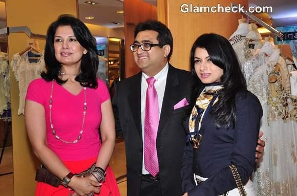 Ritu Beri New Festive Collection Kimaya Fashion Store Mumbai