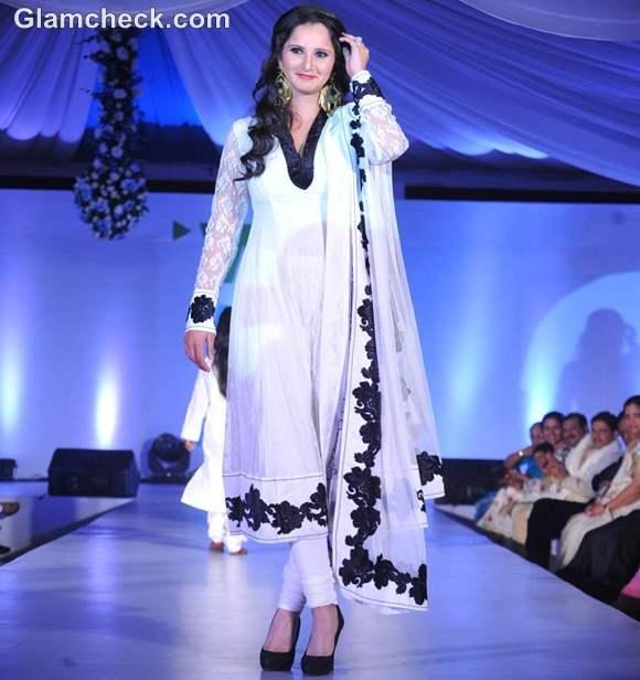 Sania Mirza Global Peace Initiative Walk Peace Neeta Lulla