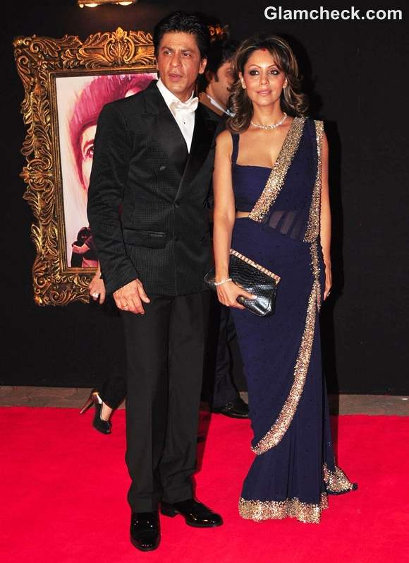 Shahrukh  Gauri Khan bollywood couple