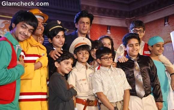 Shahrukh Khan Press Meet KidZania