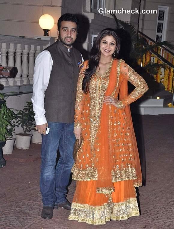 Shilpa Shetty couple