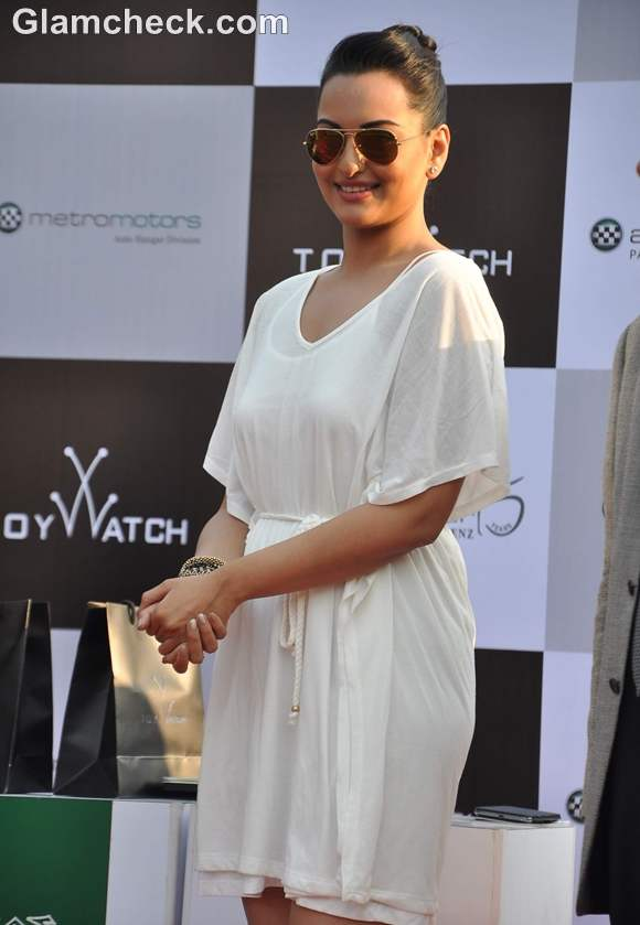 Sonakshi Sinha 2012 style