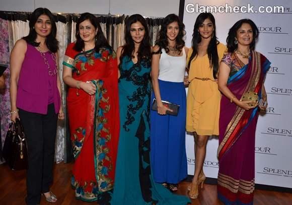 Splendour collection launch Mumbai