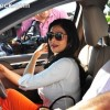 Sridevi and Boney Kapoor Ride the 100th Porsche SUV Cayenne Diesel Car Home