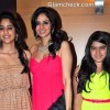 Sridevi with daughters Khushi Jhanvi Blenders Pride Fashion Tour 2012