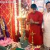 Suresh Vivek Oberoi at Bombay Stock Exchange on Diwali Day