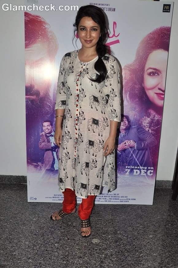 Tisca Chopra 10 ml Love Film