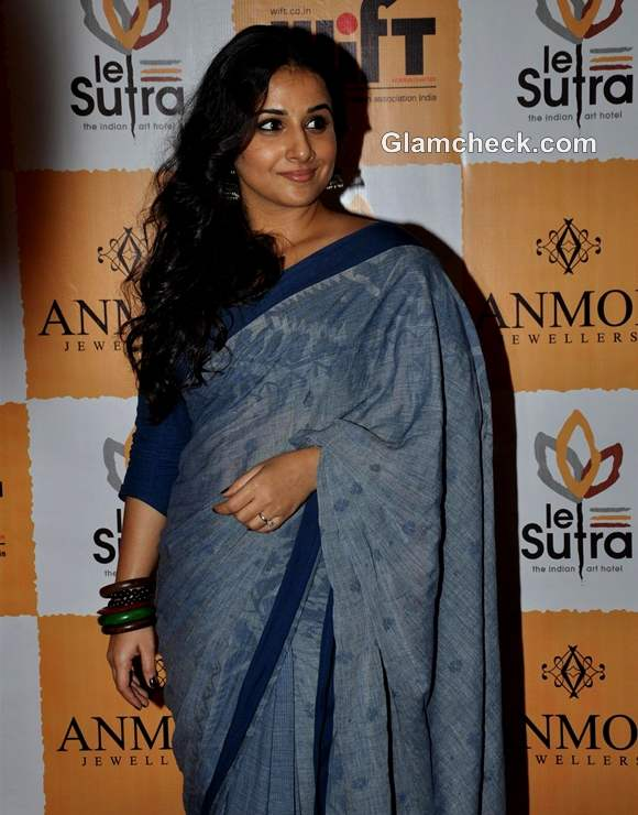 Vidya Balan Endorses WIFT Workshop in Mumbai