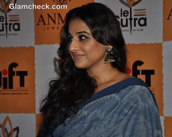 Vidya Balan traditional look