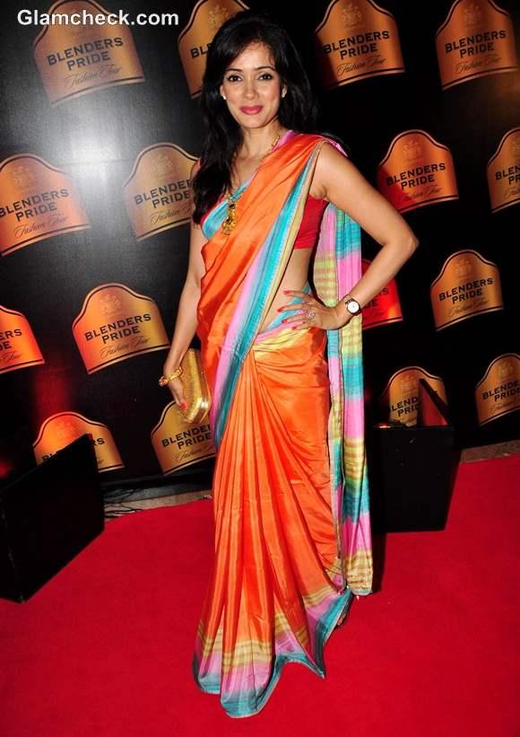 Vidya Malvade Blenders Pride Fashion Tour 2012 Mumbai