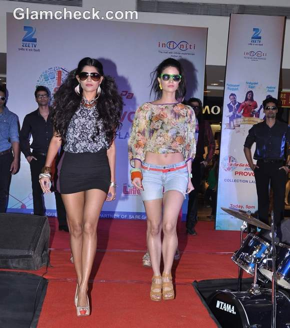 Zee TV Provogue Launch Winter Collection in Mumbai
