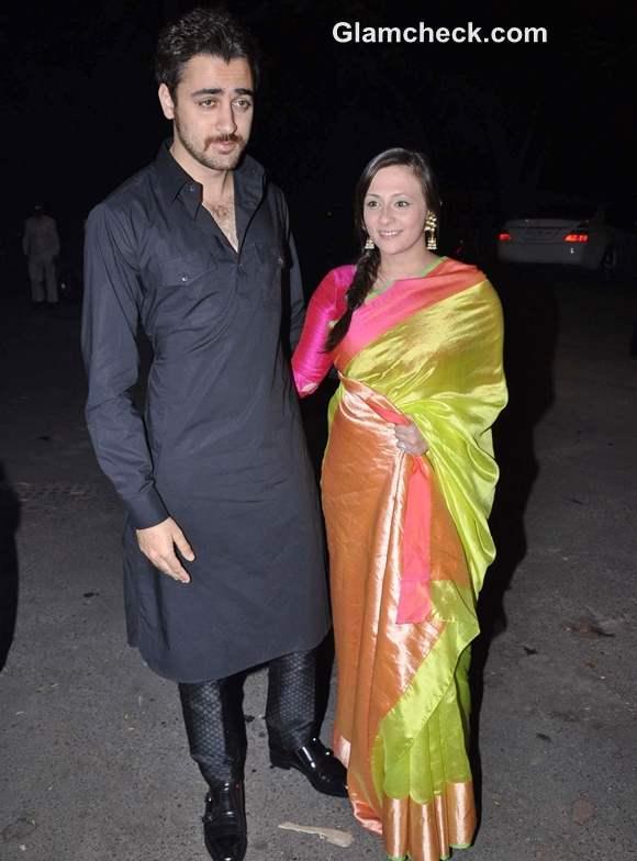 imran Khan Avantika Malik Ekta Kapoor Diwali bash