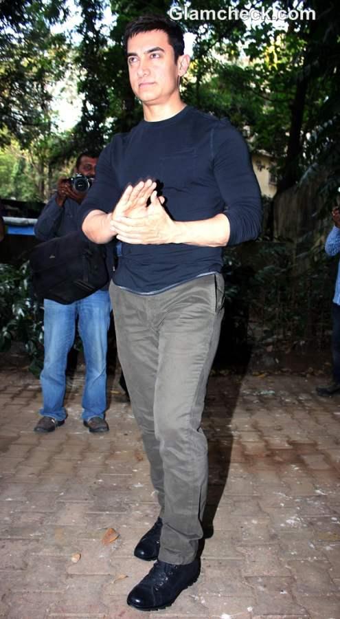 Aamir Khan talks about Success of Talaash