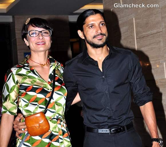Adhuna wife of Farhan Akhtar Launch Of Sanjay Kapoors Book Talespin
