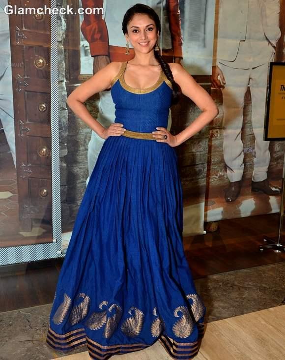 Aditi Rao at Anita Dongre Menswear Designs launch