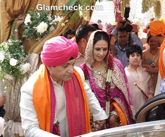 Alka Bhatia Weds Surendra Hiranandani