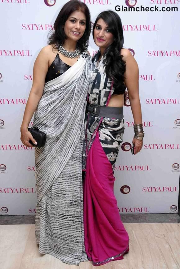 Deepika Poornima Vardhan at Masaba as Satya Paul director announcement in Mumbai