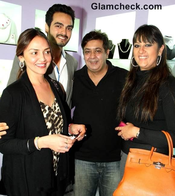 Esha Deol Bharat Taktani at Celebrating Vivaha 2012 Event In New Delhi