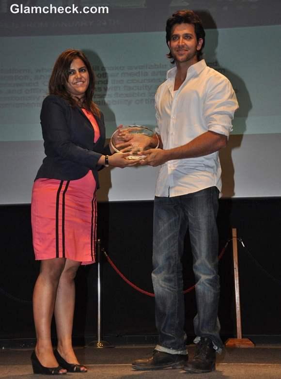 Hrithik Roshan Online Film-making Course launch