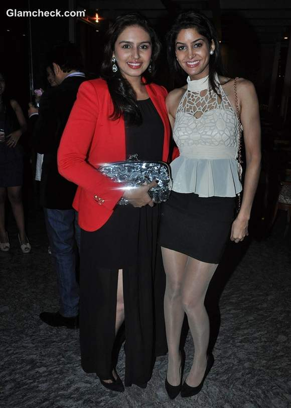 Huma qureshi at Dinner Party Andre Agassi