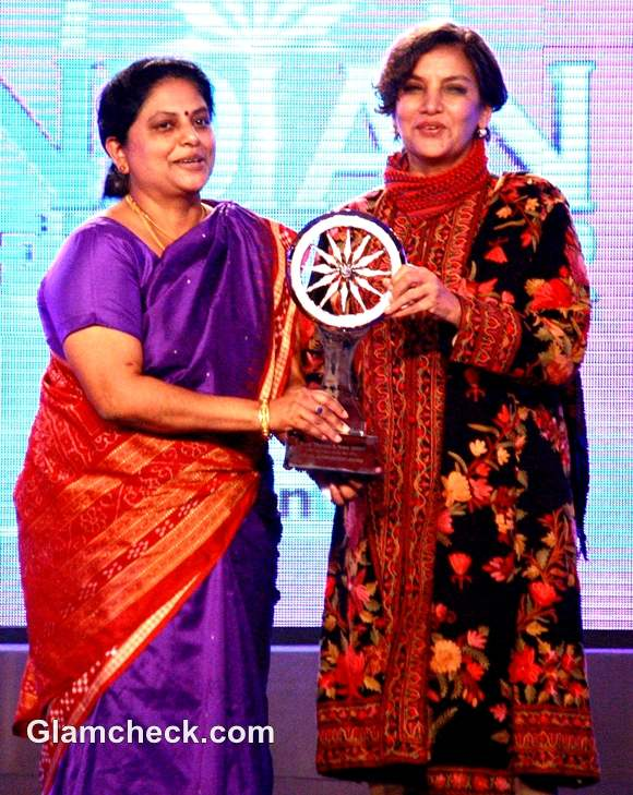 India Missile woman Tessy Thomas CNN-IBN Indian of the Year 2012 awards