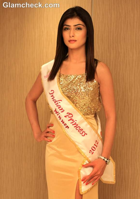 Indian Princess 2012 winner Nikita Sharma