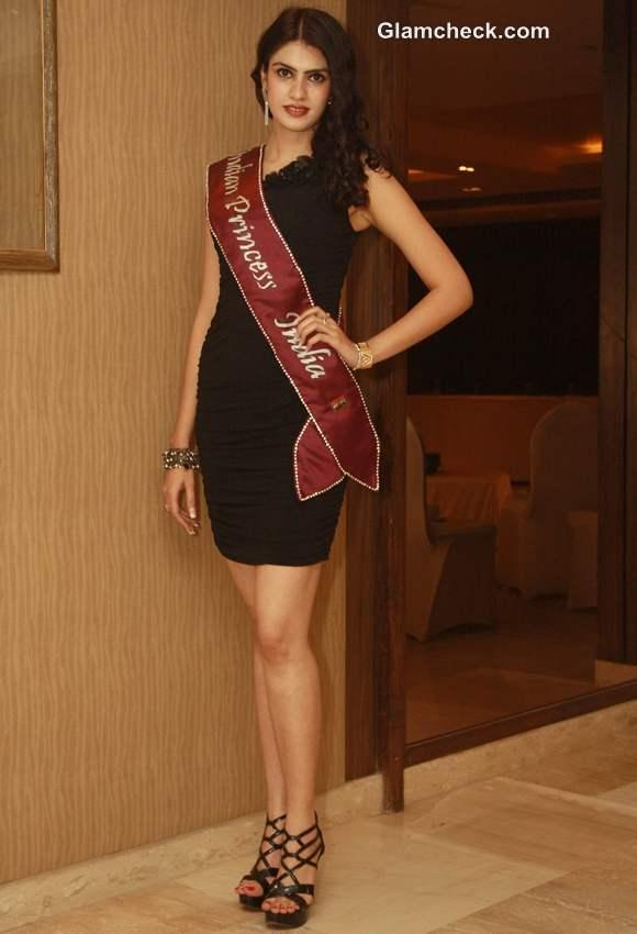 Indian Princess 2013 auditions delhi Monali Chaudhary