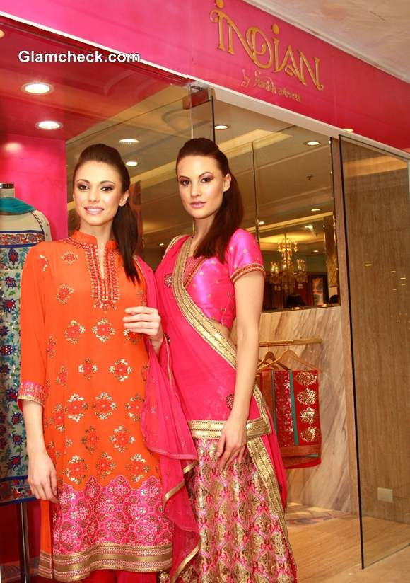 Indian by Manish Arora launched at DLF Emporio New Delhi-2