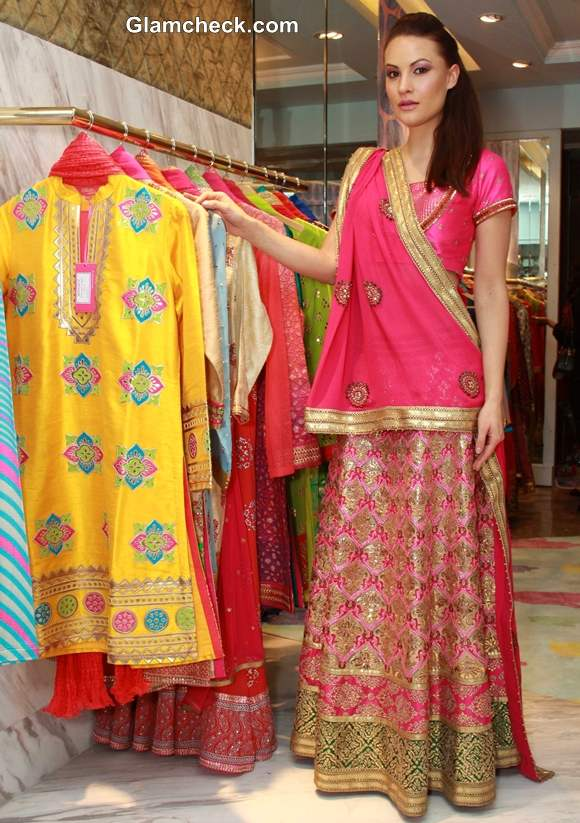 Indian by Manish Arora launched at DLF Emporio New Delhi-3